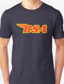 BSA Motorcycle Shirt Unisex T-Shirt