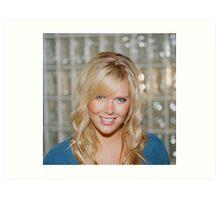 Danika B Portrait Art Print