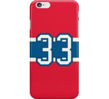 Montreal 33 iPhone Case/Skin