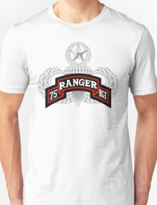 75th Ranger Airborne Master Unisex T-Shirt