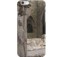 Jerpoint Abbey, Ireland iPhone Case/Skin