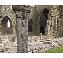 Jerpoint Abbey, Ireland Photographic Print