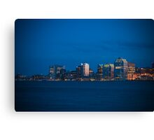 Halifax Waterfront Canvas Print