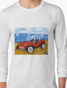 dune buggy summer Long Sleeve T-Shirt