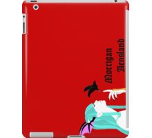 Morrigan Aensland of Darkstalkers iPad Case/Skin