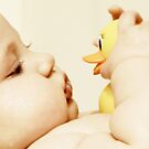 Rubber ducky, you're my very best friend it's true by Stacey Still