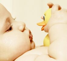 Rubber ducky, you're my very best friend it's true by Stacey Still