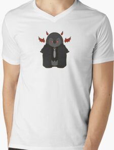 This Penguin Will Steal Your Soul. Mens V-Neck T-Shirt