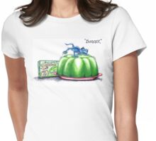 Bugger! Womens Fitted T-Shirt