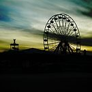Ferris Wheel by ericafaye