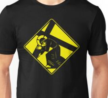 Jesus on a Crosswalk  Unisex T-Shirt