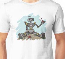 Birds and Bot Unisex T-Shirt