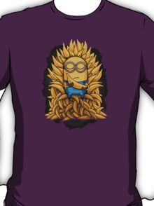 Minion - Banana Thrones T-Shirt