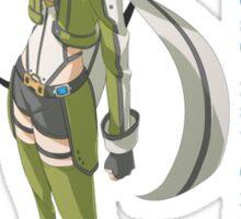 Sword Art Online- Sinon Sticker