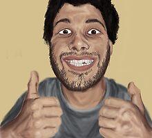 thumbs up! by PieterDC