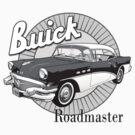 Buick Roadmaster by Steve Harvey