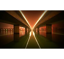 Light Lines Photographic Print