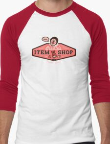 Beedle's Item Shop Men's Baseball ¾ T-Shirt