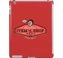 Beedle's Item Shop iPad Case/Skin