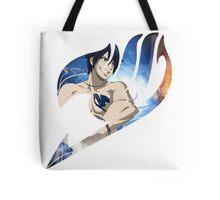 Fairy Tail Logo- Gray Tote Bag