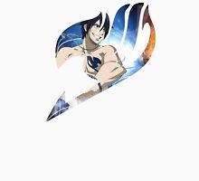 Fairy Tail Logo- Gray Unisex T-Shirt