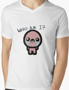 Who Am I? Mens V-Neck T-Shirt