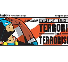 Patriotic Duty - Captain RibMan by Captain RibMan