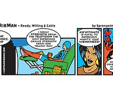 Ready, Willing & Cable - Captain RibMan by Captain RibMan