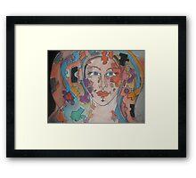 Jigsaw of Desire Framed Print