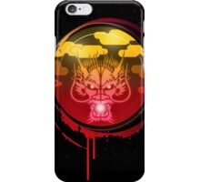 Dusk Dragon iPhone Case/Skin