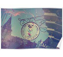 Sir Mickey Poster