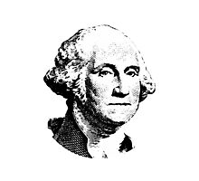 President Washington Photographic Print