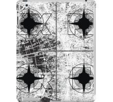 Explore B&W iPad Case/Skin