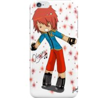 Otoya iPhone Case/Skin