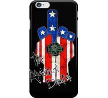 The American Dream! iPhone Case/Skin
