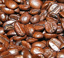 Selective coffee beans  by mandyemblow