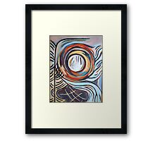 """The Trip"" Framed Print"