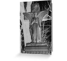 Lucent Angel Shade. Greeting Card