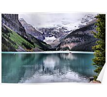 Lake Louise, Banff National Park Poster