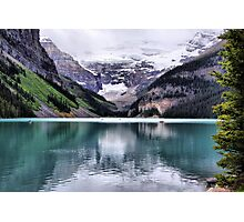 Lake Louise, Banff National Park Photographic Print