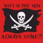 Why IS the rum always gone?! by DarkHorseDesign