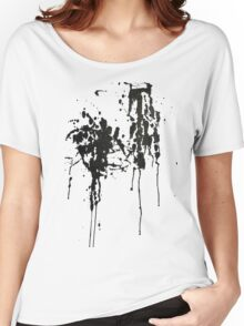 Paw Prints Women's Relaxed Fit T-Shirt