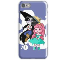 Marcy & Peebs iPhone Case/Skin