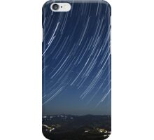 Lithgow star trails iPhone Case/Skin
