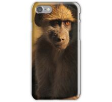 Staring into my Soul iPhone Case/Skin