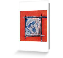 Ghosts I - 4 Greeting Card