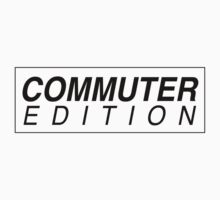 COMMUTER EDITION by LudlumDesign