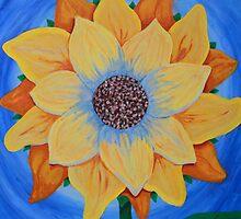 Sunflower by Ryan Mitchell