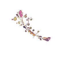 Henna Butterfly Effect by Rachel Corona