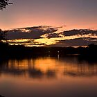 Lake of The Ozarks Sunset  by yamiyalo